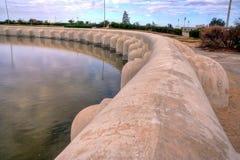 aghlabid baseny kairouan Tunisia Zdjęcie Royalty Free