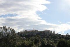 Aghora, Athene, Griekenland Stock Afbeelding