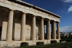 Aghora, Athene, Griekenland Royalty-vrije Stock Afbeelding