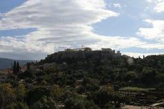 Aghora, Athene, Griekenland Stock Afbeeldingen