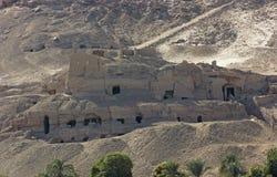 agi Egypt khan krajobrazowy mauzoleum blisko Obrazy Stock