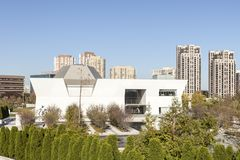 Agi Khan muzeum w Toronto, Kanada Fotografia Royalty Free