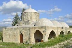 Agia Aikaterini教会 库存图片