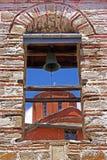 Agia Anna monasteru pensjonaty w górze Athos Obraz Royalty Free