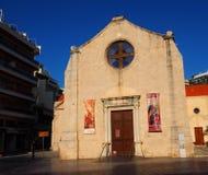 Agia Ekaterina Church In Heraklion Greece Stock Image