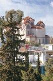Agia greckokatolicki kościelny Marina Fotografia Royalty Free