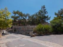Agia Irini monaster, Grecja Fotografia Stock