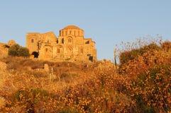 agia kościelny Greece monemvasia Sofia Zdjęcie Stock
