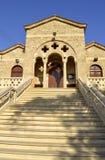 Agia Kyriaki Chrysopolitissa教会 免版税图库摄影