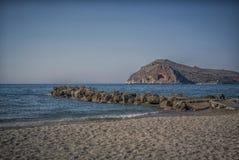 Agia Marina Zdjęcie Royalty Free
