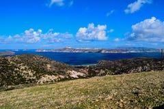 Agia Marina Obrazy Royalty Free