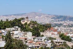 Agia Marina, Ateny Zdjęcie Stock