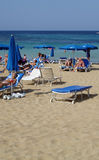 Agia Napa Beach II Royalty Free Stock Photos