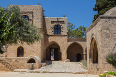 Agia Napa Kloster, Zypern Lizenzfreies Stockbild