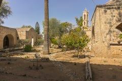 Agia Napa monaster Fotografia Royalty Free