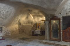 Agia Napa monaster Obrazy Stock