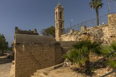 Agia Napa monaster Obrazy Royalty Free