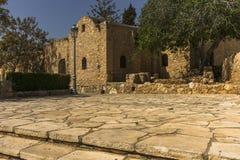 Agia Napa monaster Zdjęcia Royalty Free