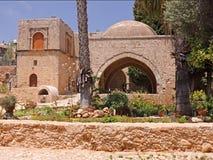 Agia Napa Monastery Stock Image