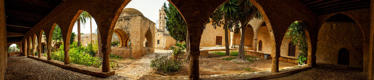 Agia Napa monastery in Cyprus Royalty Free Stock Photography