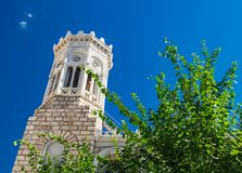 Agia Paraskevi Church in Athene, Griekenland royalty-vrije stock foto's