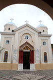 Agia Paraskevi church on Kos Island Stock Images