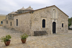 Agia Paraskevi kościół Fotografia Royalty Free