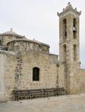 Agia Paraskevi kościół Zdjęcie Stock