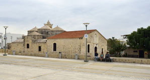Agia Paraskevi kościół Obraz Royalty Free