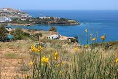 Agia Pelagia, Crete Zdjęcie Royalty Free