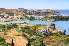 Agia Pelagia, Crete Obraz Royalty Free