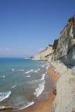 Agia Pelagia, Korfu. Royalty-vrije Stock Afbeelding