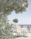 Agia Pelagia w Crete Zdjęcie Royalty Free