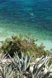 agia plażowy efimia kefalonia Zdjęcia Stock