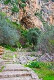Agia Sofia Cave Royalty Free Stock Image
