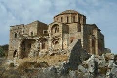 Agia Sofia church in Monemvasia Royalty Free Stock Images