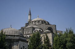 Agia Sofia in Istanbul Royalty Free Stock Photography