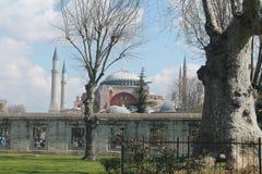 Agia Sophia Fotografia Stock