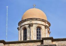 Agia Triada修道院 免版税图库摄影