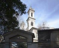 Agia Triada教会 免版税库存照片