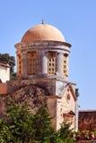 Agia Triada -正统修道院 免版税库存照片