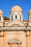 Agia Triada monaster, Crete Fotografia Royalty Free