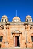 Agia Triada monaster, Crete Obraz Royalty Free