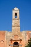 Agia Triada monasteru dzwonkowy wierza Zdjęcia Royalty Free
