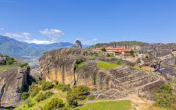 Agia Triada monastery, Meteora, Greece Stock Photography