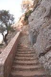 Agia Triada - Stavros - Crete Fotografia Stock Libera da Diritti