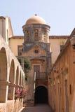 Agia Triada - Stavros - Crete foto de archivo