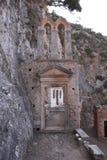 Agia Triada - Stavros - Kreta Stock Afbeelding