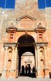 Agias Triada monaster, Crete Obrazy Stock