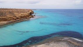 Agiba beach Royalty Free Stock Photography